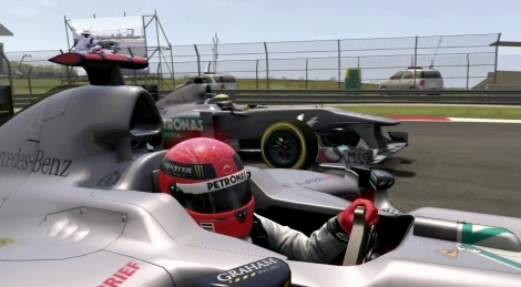 F1 2011's cooperation mode explained