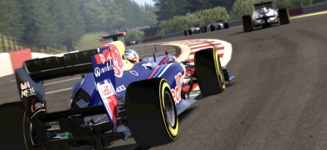 F1 2011: Trailer and screens