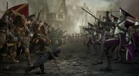 Fable 3 launch trailer
