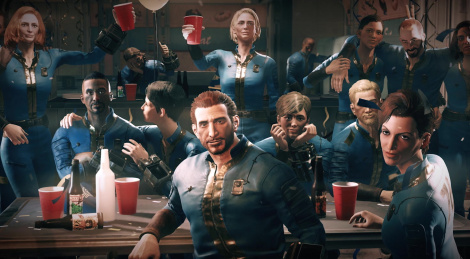 Fallout 76 B.E.T.A. coming October 23rd