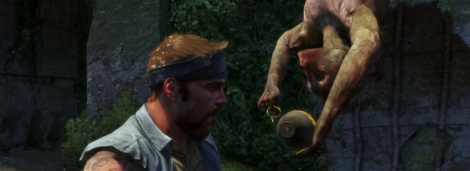 Far Cry 3 and its Monkey Business