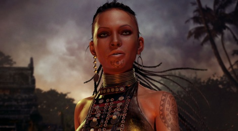 Far Cry 3 introduces the Rakyat tribe