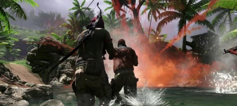 Far Cry 3: Multiplayer trailer