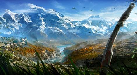 Far Cry 4: Behind the Scene #2