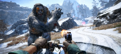 Far Cry 4: Valley of the Yetis trailer