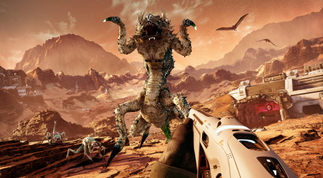 Far Cry 5: Lost on Mars is out