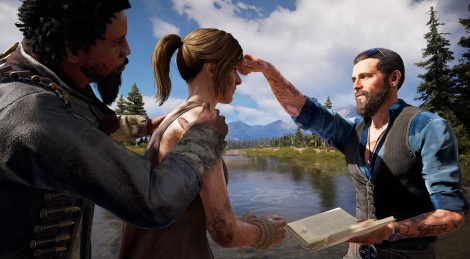 Far Cry 5 The Resistance Trailer Gamersyde