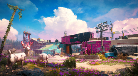 Far Cry New Dawn images and trailer