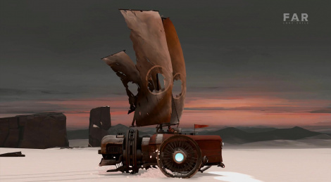 FAR: Lone Sails is available