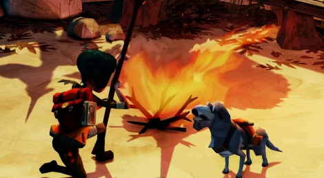 Faux live pour The Flame in the Flood