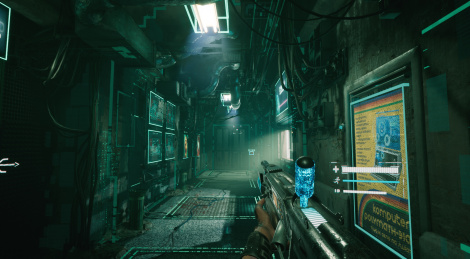 Feardemic reveals cyberpunk shooter 2084