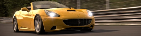 Ferrari images of the DLC Need For Speed: Shift