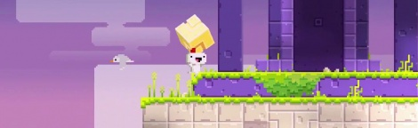 FEZ Shows Gameplay Footage