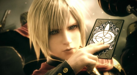 FF Type-0 HD Cinema trailer