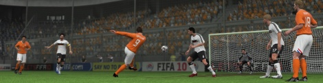 Fifa 10 gets all Dutch