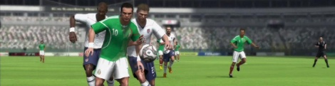 Fifa 10: Mexico vs USA