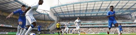 FIFA 11 : some images and some info