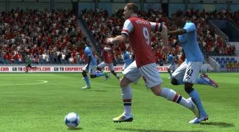Fifa 13 in slow motion
