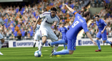 FIFA 13 is shown on WiiU