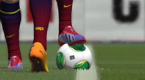 FIFA 14 PS4 demo gameplay videos