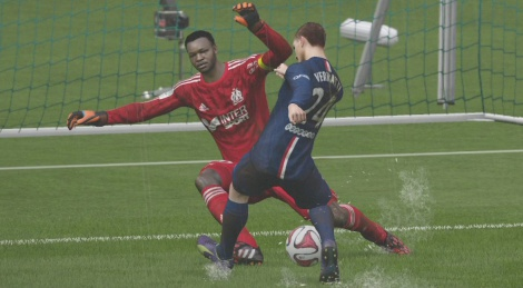 FIFA 15 GSY gameplay footage