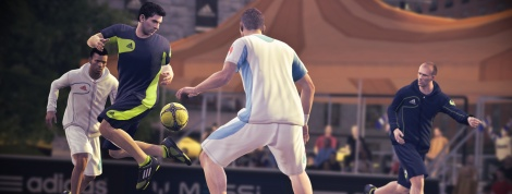 FIFA STREET : Pre-Order Bonuses