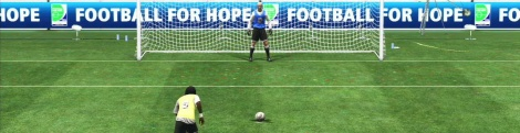 Fifa World Cup: Penalty kick saving tutorial