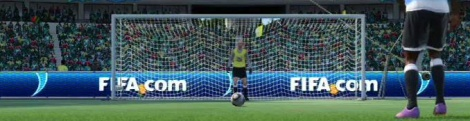 Fifa World Cup penalty kicks