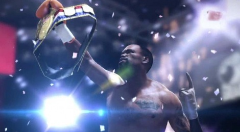 Fight Night Champion Legacy Mode