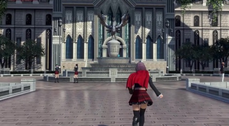 Final Fantasy Type-0 HD Comparison