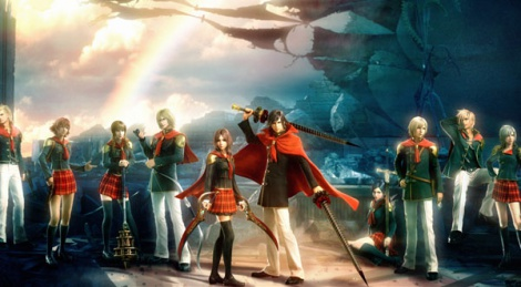 Final Fantasy Type-0 HD Story Video