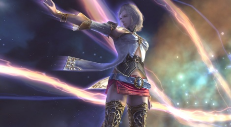 Final Fantasy XII remastered for PS4