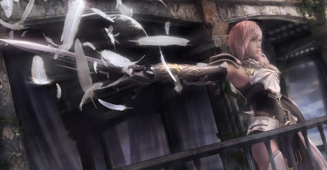 Final Fantasy XIII-2 announced