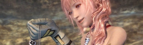 Final Fantasy XIII-2 gets a New Screen