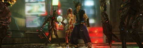 Final Fantasy XIII-2 Gets New Shots