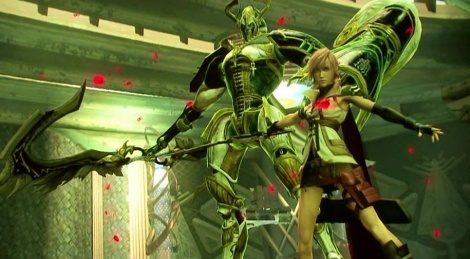 Final Fantasy XIII,<br> the ''Lightning'' demo in 7 minutes