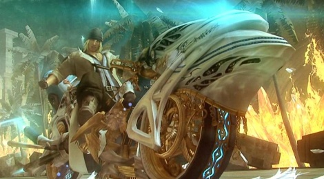 Final Fantasy XIII,the ''Snow'' demo in 7 minutes - Gamersyde