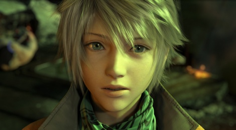 Final Fantasy XIII:  images from japan