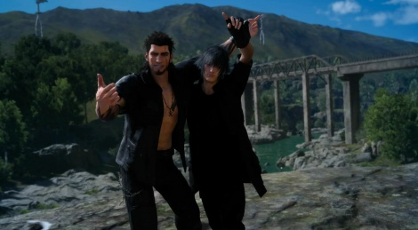 Final Fantasy XV en replay