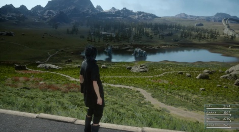 Final Fantasy XV HQ videos
