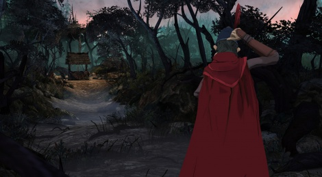 First chapter of King's Quest is out