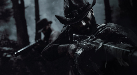 First dev diary of Hunt: Showdown