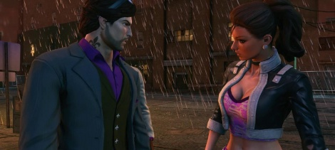 First dev diary of Saints Row IV