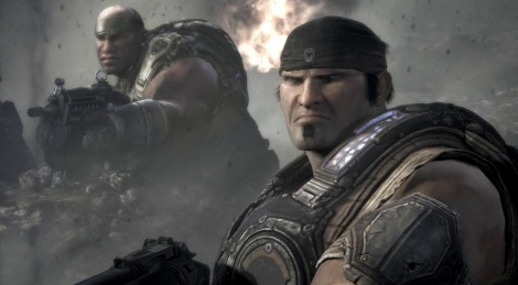First Gears of War 3 trailer