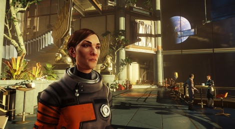 First in-game screens of PREY