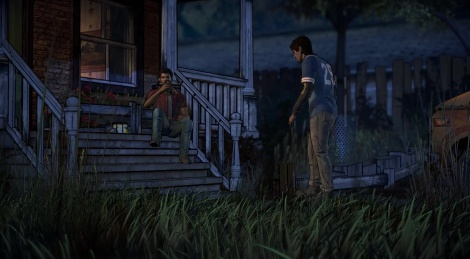 First look at The Walking Dead: A New Frontier