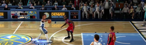 First NBA Jam On Fire Edition Trailer