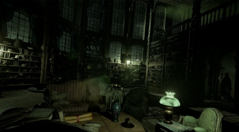 First screens of Call of Cthulhu