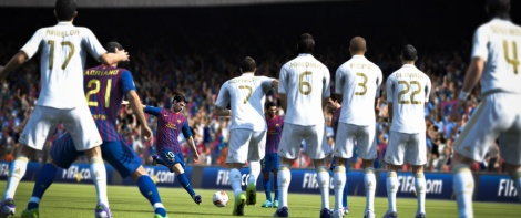 First screens of FIFA 13