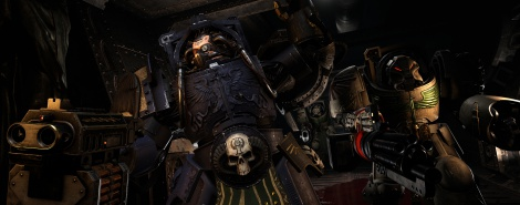 First screens of Space Hulk: Deathwing